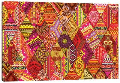 Indian Orgy Canvas Print #MXS5