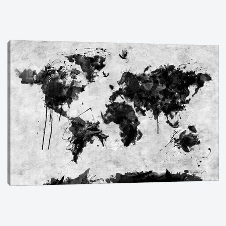 Wild World Canvas Print #MXS76} by Diego Tirigall Canvas Art Print