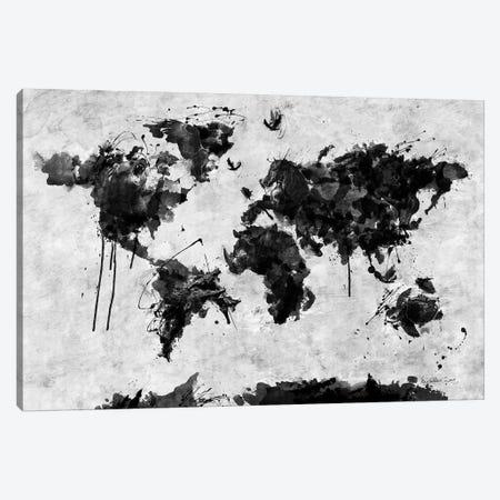 Wild World Canvas Print #MXS76} by Diego Tirigall Canvas Art Print