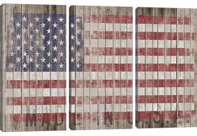 American Flag I Canvas Art Print