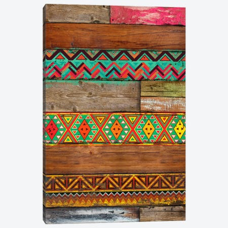 Indian Wood Canvas Print #MXS7} by Diego Tirigall Canvas Art Print