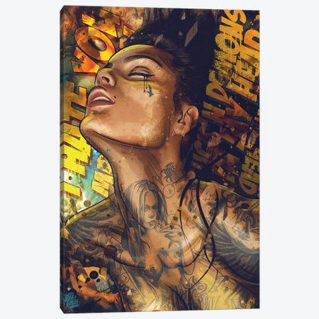 Pandora XXI Canvas Print #MXT10} by Max Twain Canvas Art Print