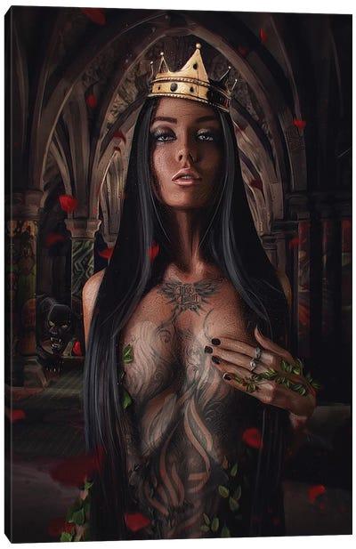 St. Angelina Canvas Art Print