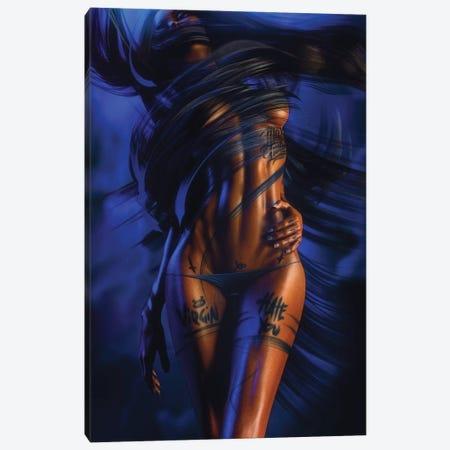 Virgin XO Canvas Print #MXT46} by Max Twain Art Print