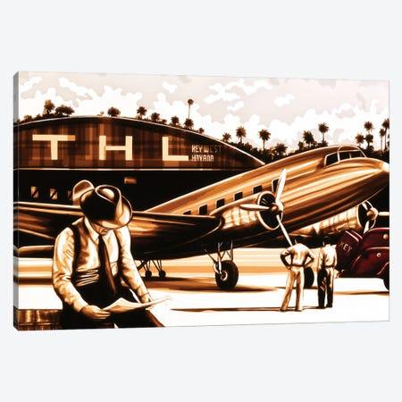 90 Miles Canvas Print #MXZ13} by Max Zorn Canvas Print