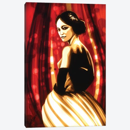 Ready To Dance Canvas Print #MXZ6} by Max Zorn Canvas Art