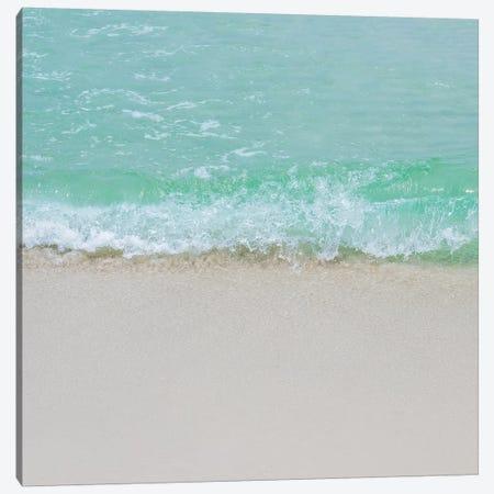 Little Waves Canvas Print #MYA11} by Myan Soffia Canvas Print