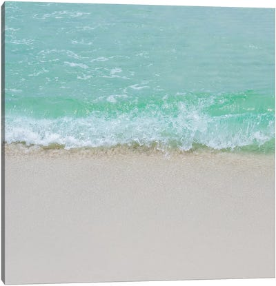 Little Waves Canvas Art Print