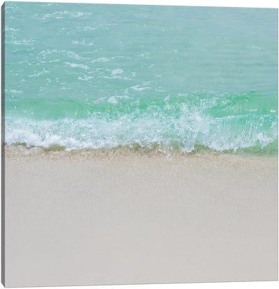 Little Waves Canvas Art Print