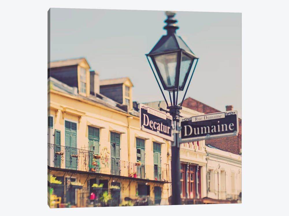 Rue de la Levee by Myan Soffia 1-piece Canvas Art