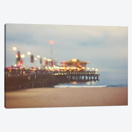 Beach Candy Canvas Print #MYA1} by Myan Soffia Canvas Art
