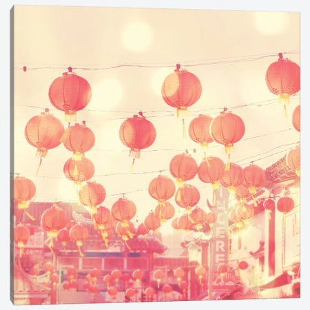 Chinatown Canvas Print #MYA2} by Myan Soffia Canvas Art