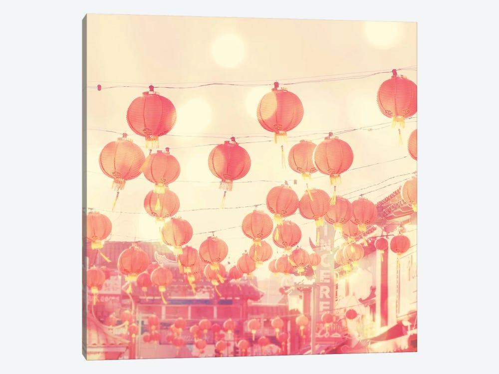 Chinatown by Myan Soffia 1-piece Canvas Artwork