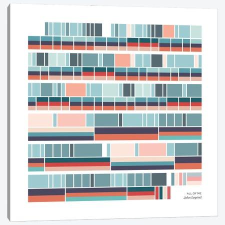 John Legend - All of Me Canvas Print #MYB28} by Macy Burr Canvas Art Print