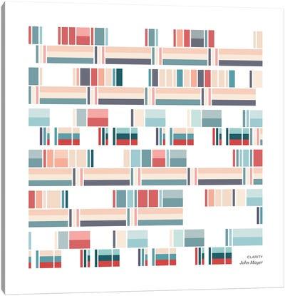 John Mayer - Clarity Canvas Art Print