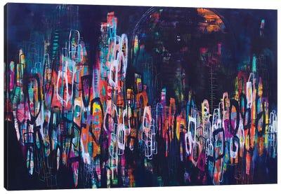 Changed World Canvas Art Print