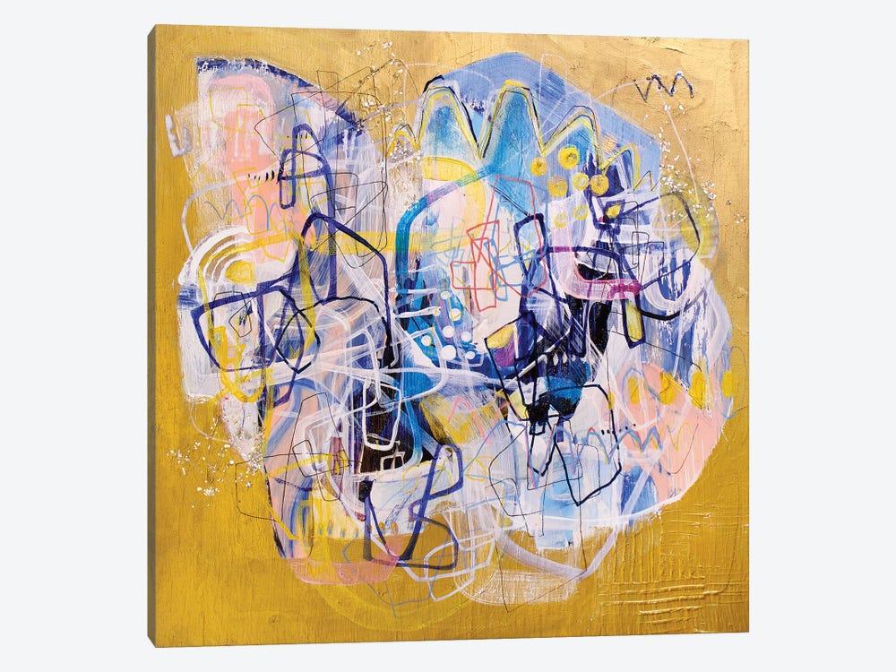 Push by Mandy Yocom 1-piece Canvas Print