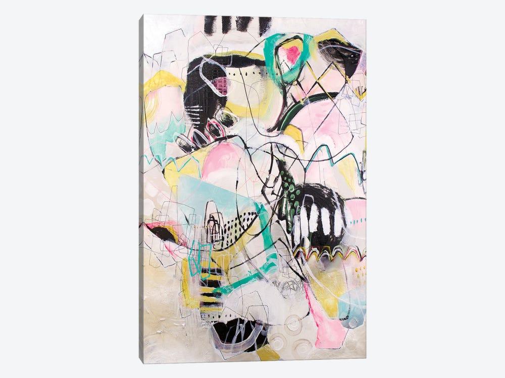 Cold as Ice by Mandy Yocom 1-piece Canvas Print