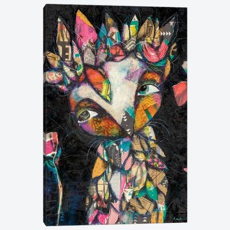 Bird Of A Different Feather Canvas Print #MYC15} by Mandy Yocom Canvas Art
