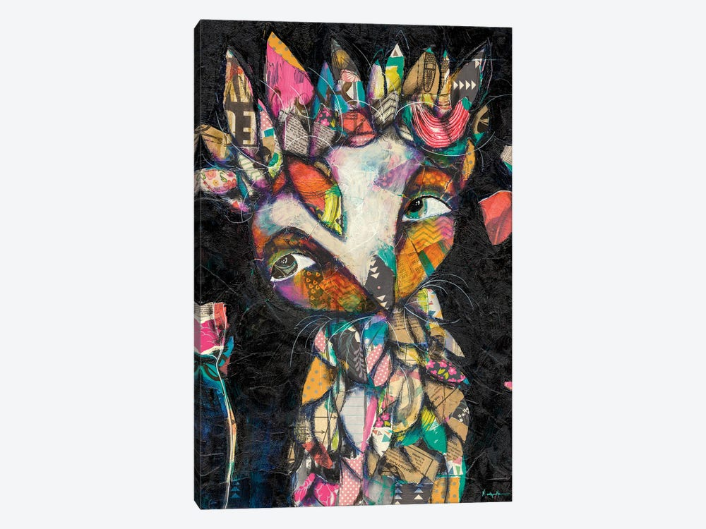 Bird Of A Different Feather by Mandy Yocom 1-piece Canvas Artwork