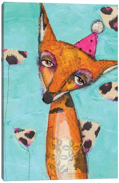 Party Animal Canvas Art Print