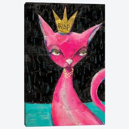 Wap Canvas Print #MYC19} by Mandy Yocom Art Print