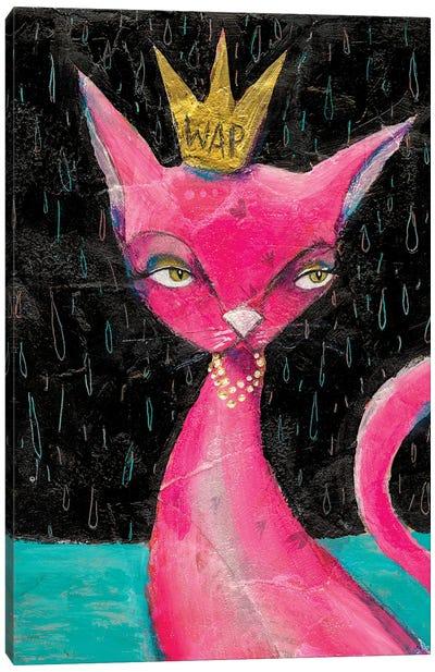Wap Canvas Art Print
