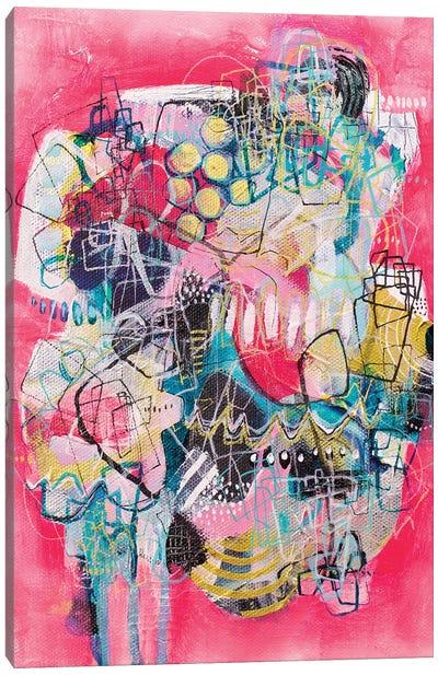 Drifting Canvas Art Print