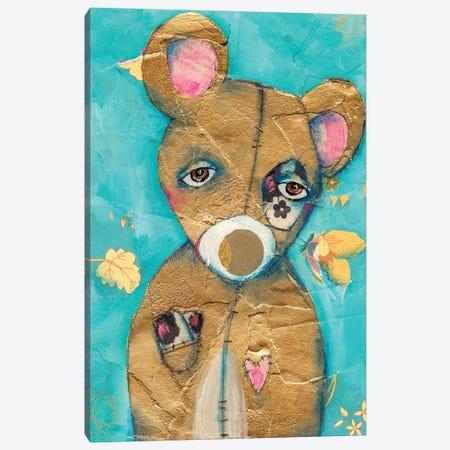 Kiko Canvas Print #MYC20} by Mandy Yocom Canvas Artwork