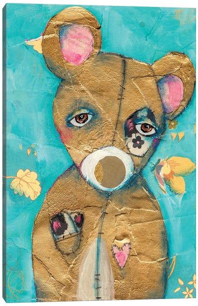Kiko Canvas Art Print