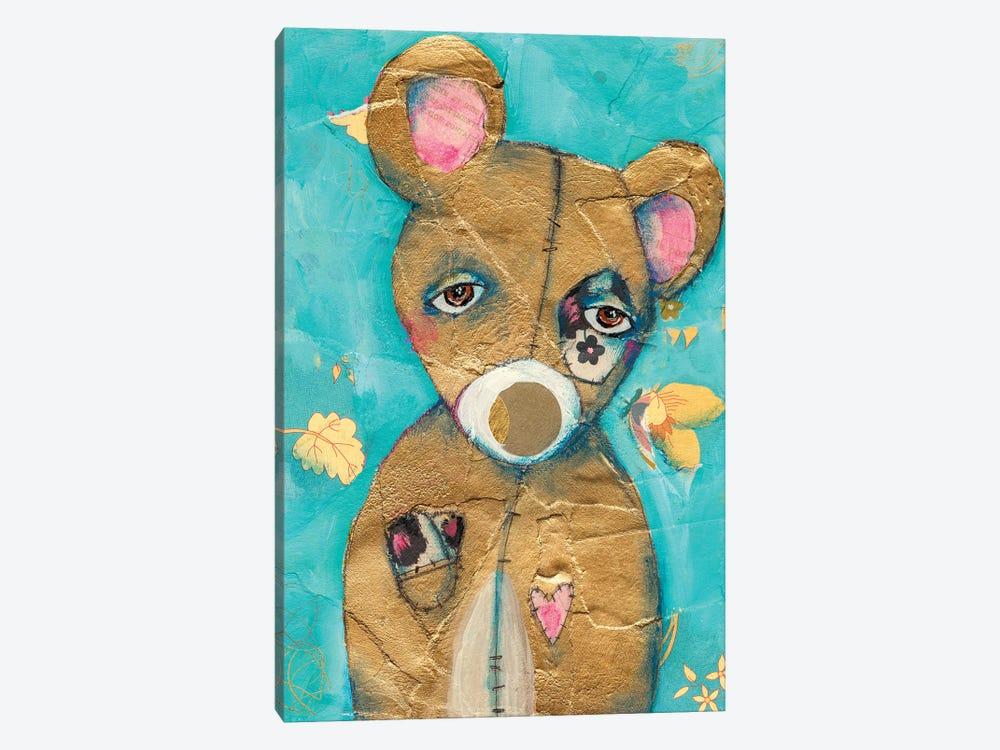 Kiko by Mandy Yocom 1-piece Canvas Wall Art