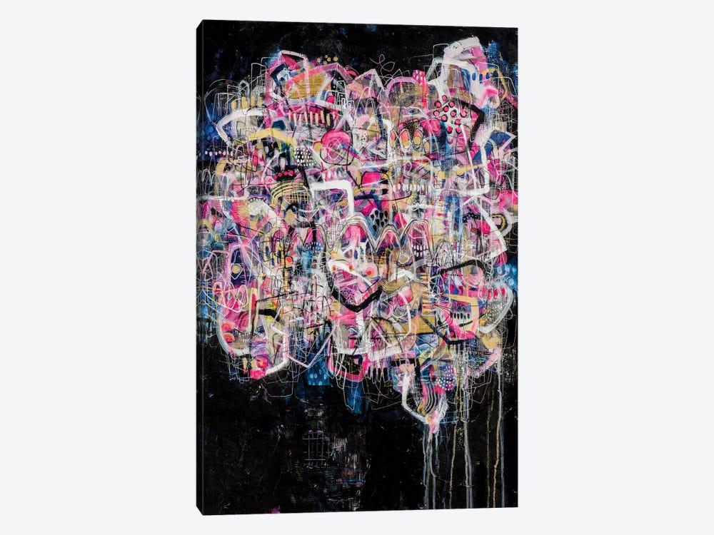 Keep Pushing by Mandy Yocom 1-piece Canvas Art