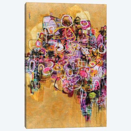 It's Gold Outside Canvas Print #MYC25} by Mandy Yocom Canvas Print