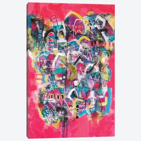 24 Karat Candy Store Canvas Print #MYC31} by Mandy Yocom Art Print
