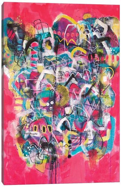 24 Karat Candy Store Canvas Art Print
