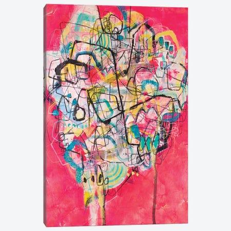 Let It All Hang Out Canvas Print #MYC32} by Mandy Yocom Art Print