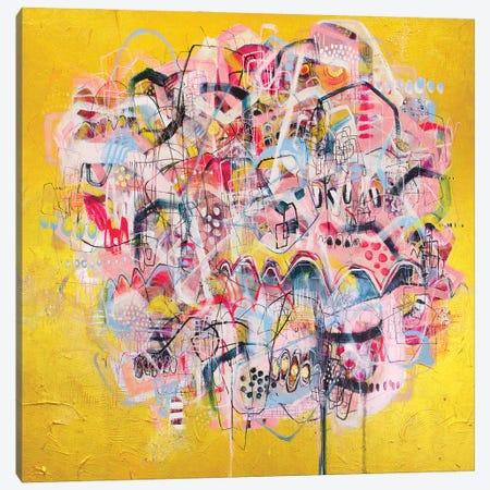 Show Me Whatcha Got Canvas Print #MYC34} by Mandy Yocom Canvas Art