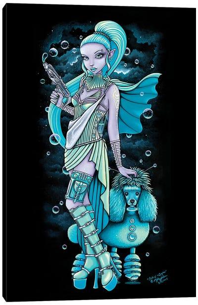 Astrid Cosmo Canvas Art Print