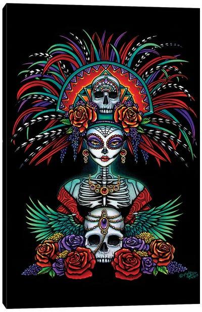 Beautiful Bones Canvas Art Print