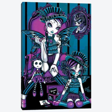 Charmed Canvas Print #MYJ16} by Myka Jelina Canvas Art Print