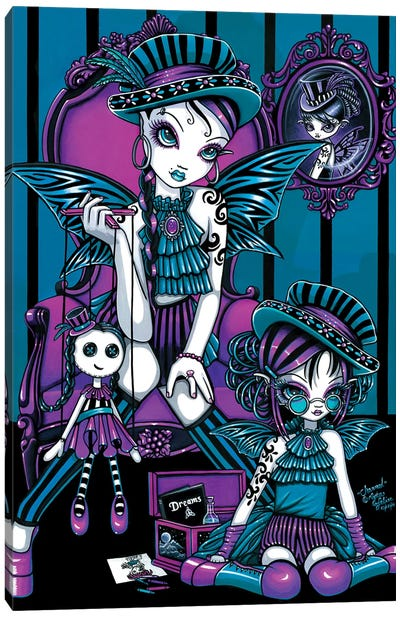Charmed Canvas Art Print