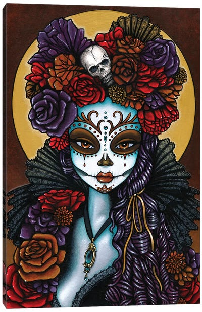 Dalia Canvas Art Print