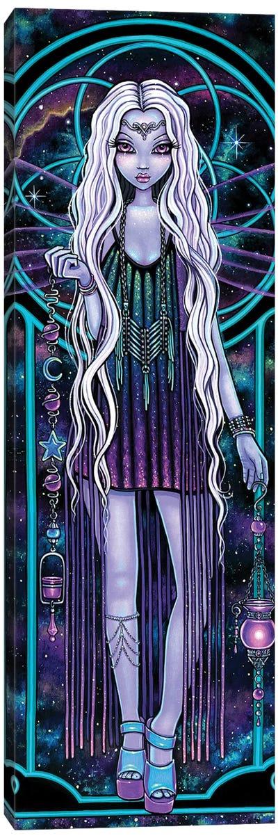 Delphi Canvas Art Print