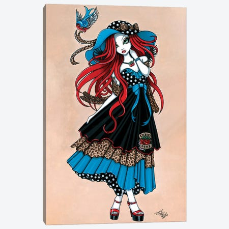 Emma Canvas Print #MYJ26} by Myka Jelina Canvas Art