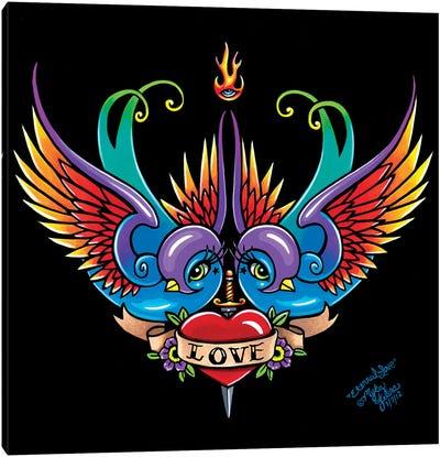 Eternal Love Canvas Art Print