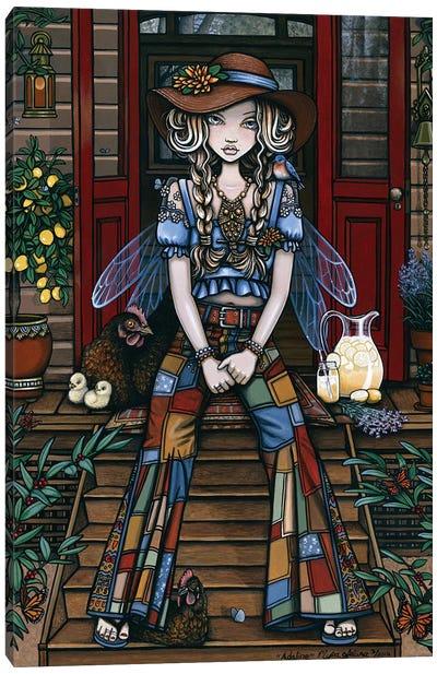 Adaline Canvas Art Print