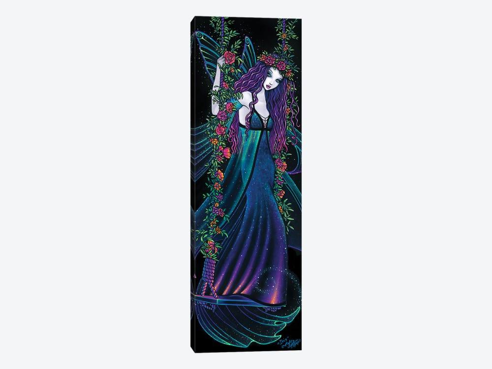Iris by Myka Jelina 1-piece Canvas Art