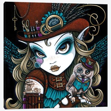 Jewels Vern Canvas Print #MYJ34} by Myka Jelina Canvas Art Print