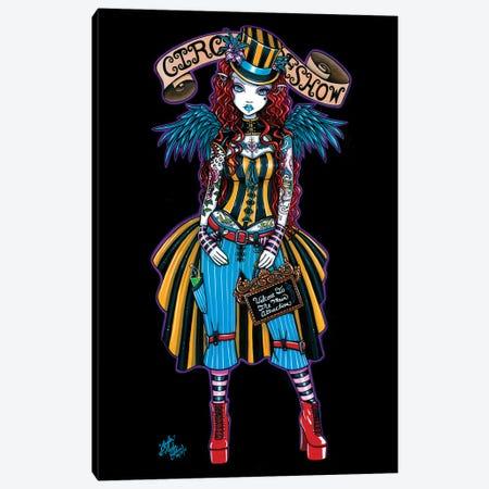 Layla Canvas Print #MYJ38} by Myka Jelina Canvas Wall Art