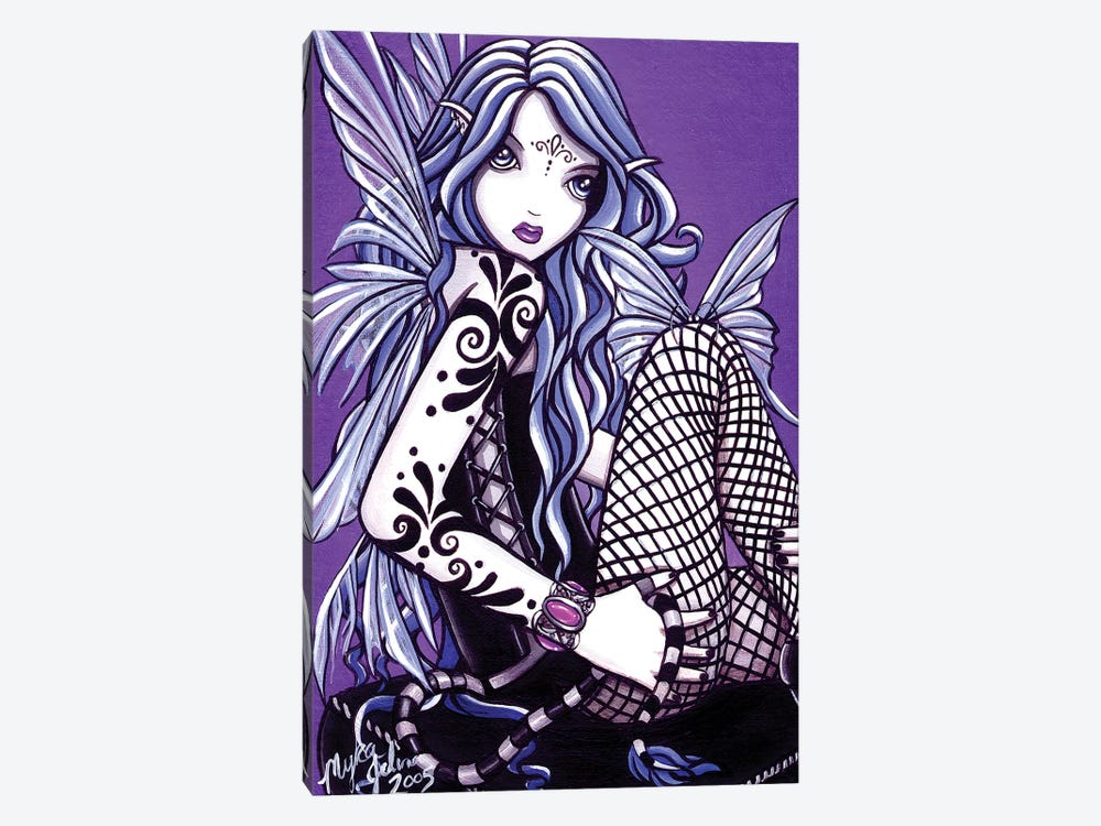 Misha by Myka Jelina 1-piece Canvas Print